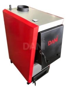 Твердотопливный котел Dani 20 кВт. Фото 4