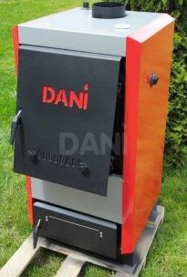 Твердотопливный котел Dani 20 кВт. Фото 8