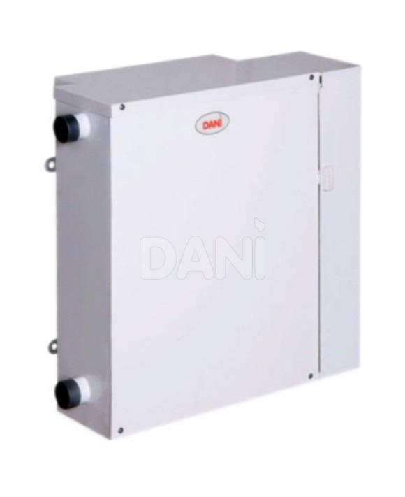 Газовий котел Dani Parapet Standart АОГВ С 7,4 кВт (правий)