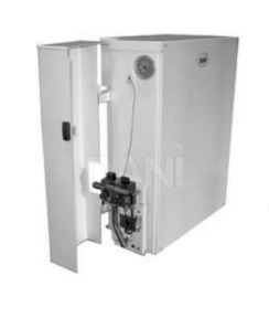 Газовий котел Dani Parapet Standart АОГВ С 7,4 кВт (лівий). Фото 2