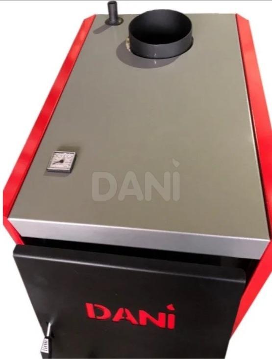 Твердотопливный котел Dani 30 кВт. Фото 5