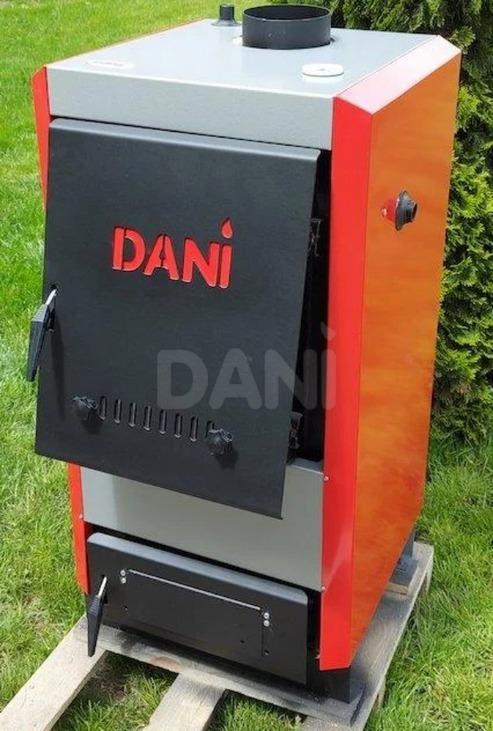 Твердотопливный котел Dani 30 кВт. Фото 7