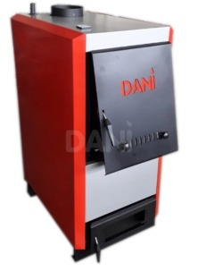 Твердотопливный котел Dani 30 кВт
