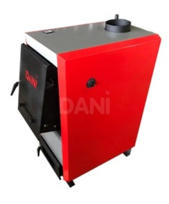 Твердопаливний котел Dani 30 кВт. Фото 2