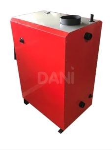 Твердотопливный котел Dani 30 кВт. Фото 3