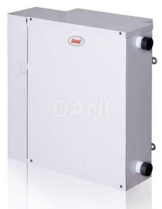 Газовий котел Dani Parapet Standart АОГВ С 12 кВт (лівий)