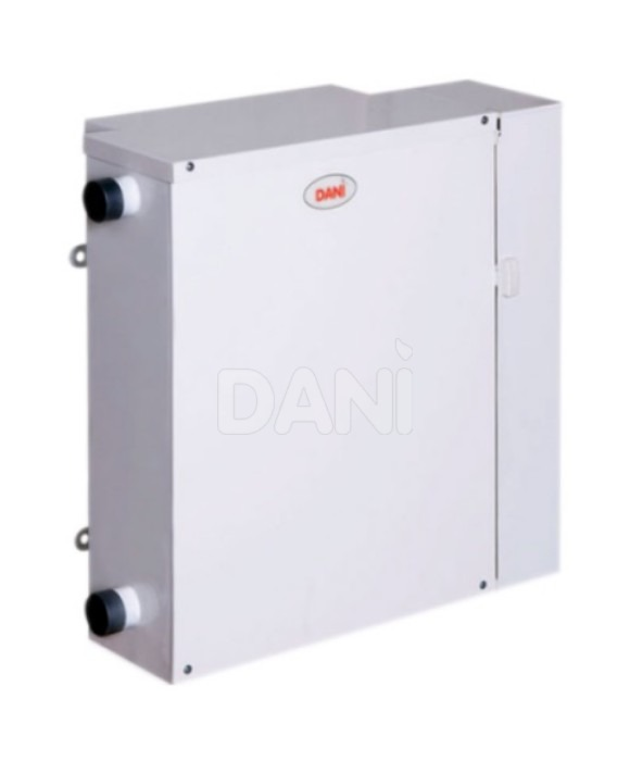 Газовий котел Dani Parapet Standart АКГВ С 7,4 кВт (правий)