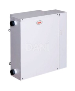 Газовий котел Dani Parapet Standart АКГВ С 12 кВт (правий)