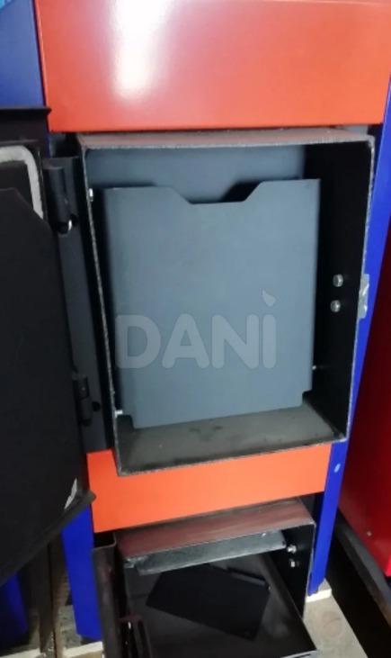 Твердотопливный котел Dani BVP 14 кВт. Фото 3