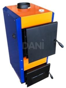 Твердопаливний котел Dani BVP 22 кВт