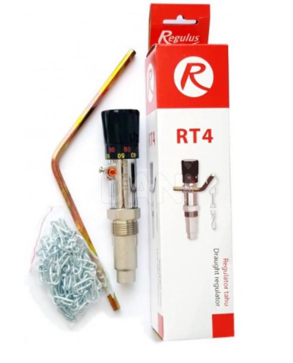 Комплект автоматической регулировки температуры Regulus RT4