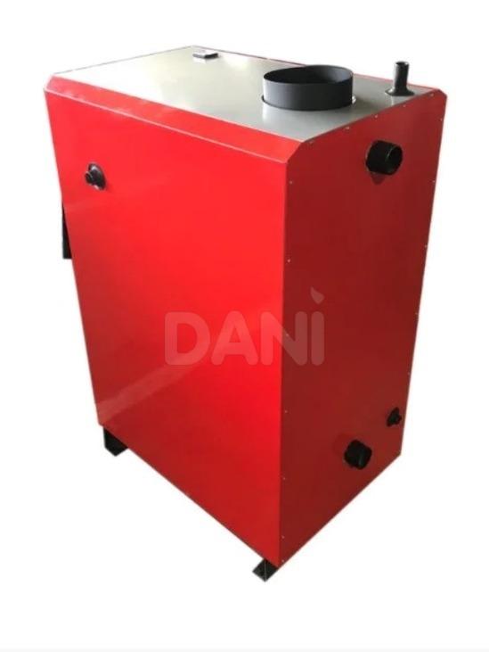 Твердопаливний котел Dani 50 кВт. Фото 4