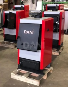 Твердопаливний котел Dani 50 кВт. Фото 7